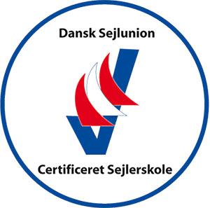 Sejlerskolen er certificeret af Dansk Sejlunion